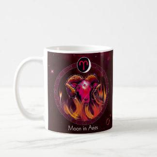 Moon in Aries Mug