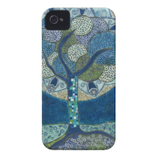 moon in bloom (painting) BlackBerry Bold Case-Mate iPhone 4 Case-Mate Case