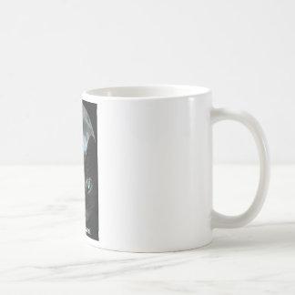 moon is mine lol cat basic white mug