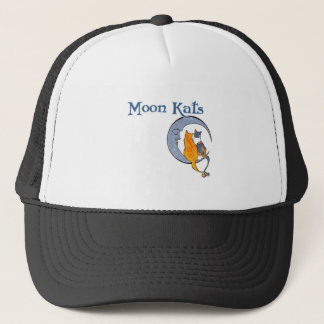 Moon Kats Tee Trucker Hat