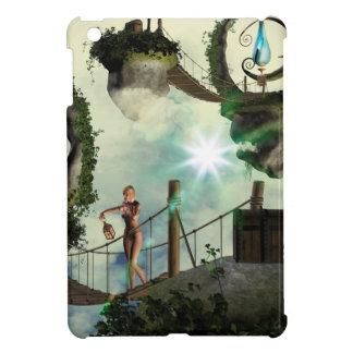 Moon land case for the iPad mini