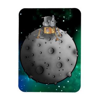 Moon Landing Magnets