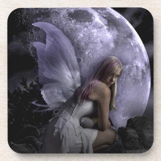 Moon Light Fairy Coaster