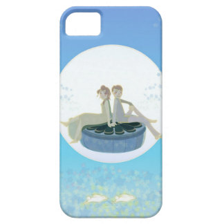 Moon Lover Barely There iPhone 5 Case
