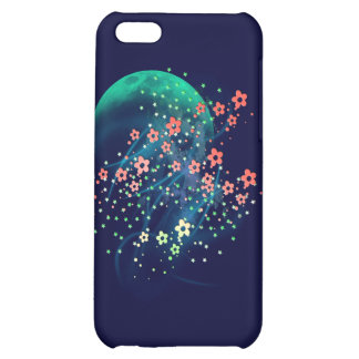 Moon Madness iPhone 5C Covers