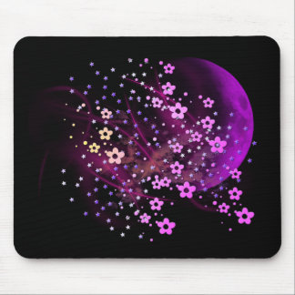 Moon Madness Mouse Pad