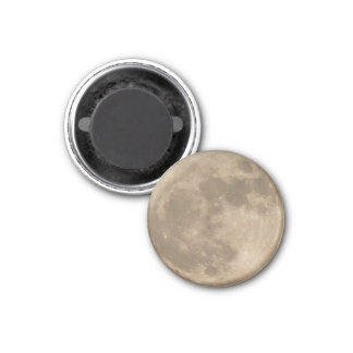 Moon Magnet Full Moon Fridge Magnets Gifts