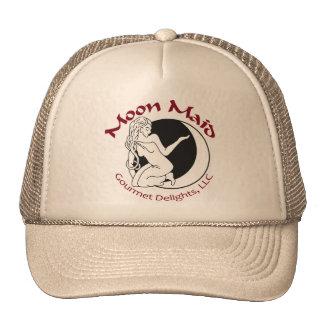 Moon Maid Trade Mark (Copyright) - Cap - Hat #3