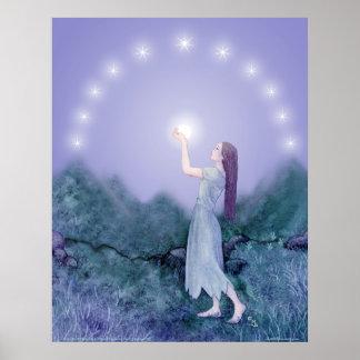 Moon Maiden Poster