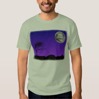 Moon Man T-shirts