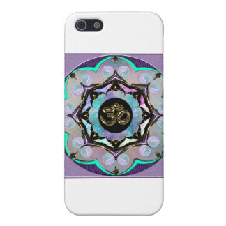 Moon Mandala iPhone 5 Case