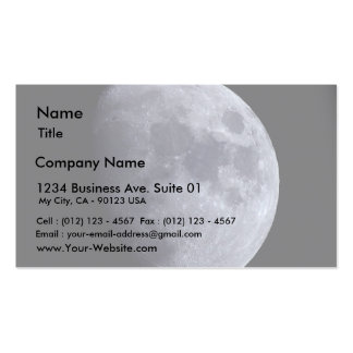 Moon Night Business Card