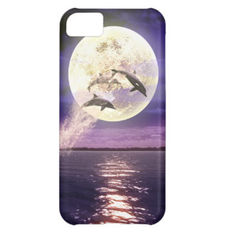 Moon Ocean iPhone 5C Case