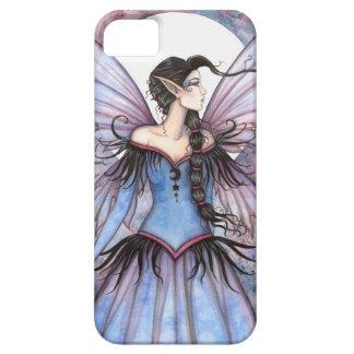 Moon of Winter Fairy Fantasy Art iPhone 5 Case