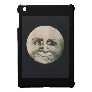 Moon Optical Illusion iPad Mini Cases
