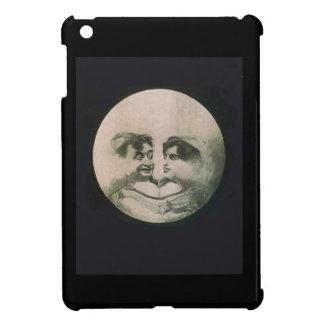 Moon Optical Illusion iPad Mini Cover