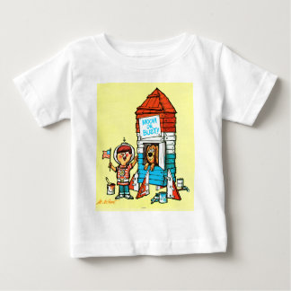 Moon or Bust! Baby T-Shirt