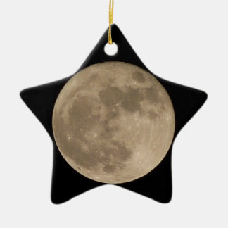Moon Ornament Full Moon Decoration Lunar Gifts