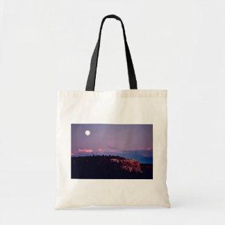 Moon over El Morro National Park Bag