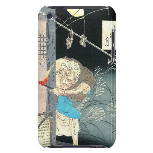 Moon Over Lonely Dwelling 1880 iPod Touch Cover