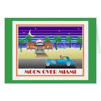 Moon Over Miami Green Card