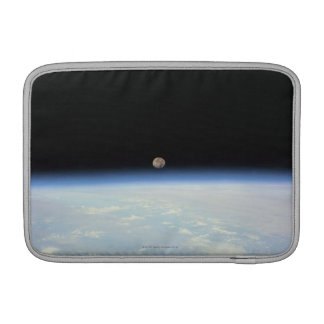 Moon Over the Earth Sleeves For MacBook Air