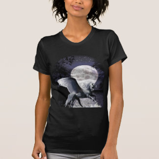 moon pegasus lake T-Shirt
