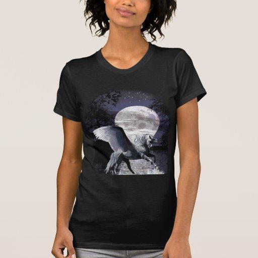 moon pegasus lake tee shirts