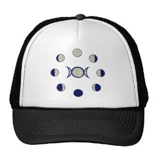 Moon Phases Trucker Hat