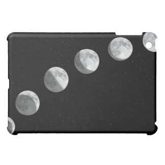 Moon phases iPad mini cover
