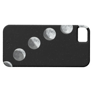 Moon phases iPhone 5 covers
