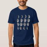 Moon Phases Tshirt