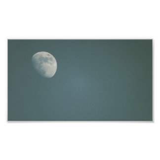 Moon Photo Print