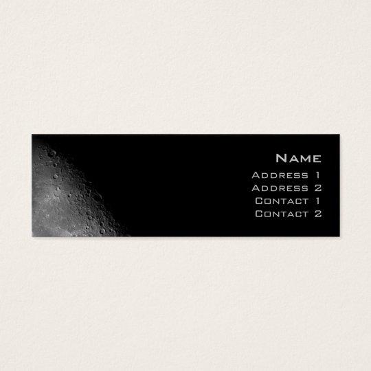 Moon Profile Card