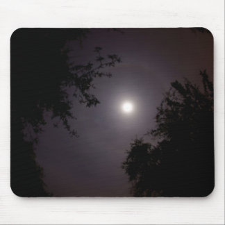 Moon Ring Mouse Pad