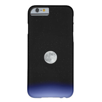 Moon rise over Earth Barely There iPhone 6 Case