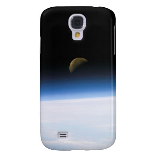 Moon Rising Galaxy S4 Cover