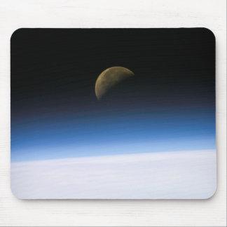 Moon Rising Mouse Pad
