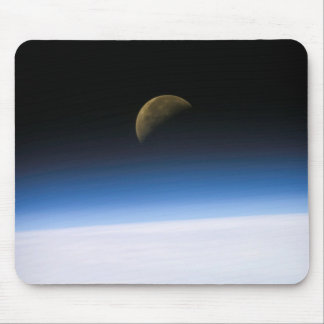 Moon Rising Mouse Pads