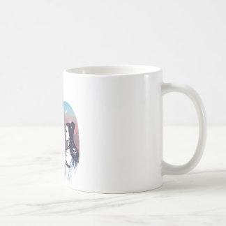 Moon Rising Ohm Coffee Mug