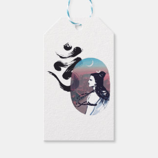 Moon Rising Ohm Gift Tags