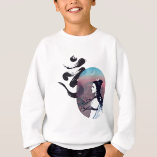 Moon Rising Ohm Sweatshirt