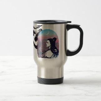 Moon Rising Ohm Travel Mug
