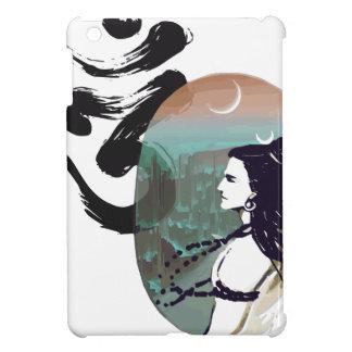 Moon Rising  Shiva iPad Mini Covers