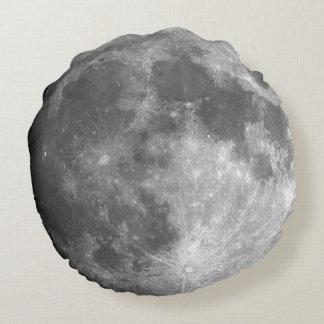 Moon Round Cushion