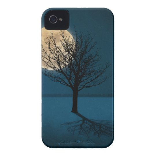 Moon Shadow iPhone 4 Cases