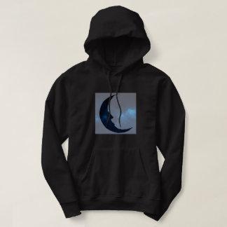 Moon Sky Hooded Sweatshirt