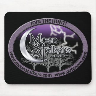 Moon Stalkers Mouse Stalkers Mouse Mat