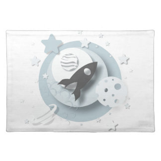 Moon & Stars Placemat