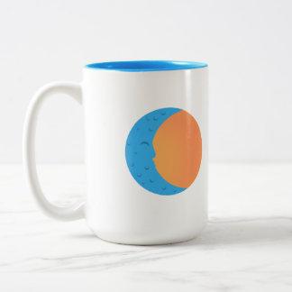 Moon & Sun PopArtCulture Mug